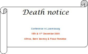 how to find a death notice for free